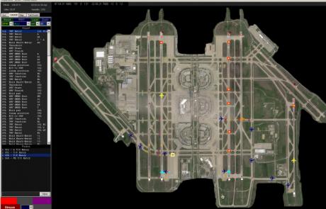באילת מנסים מערכת עזר מתקדמת לפיקוח טיסה