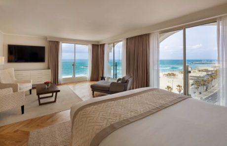 10 מיליון שקלים הושקעו בשידרוג מלון אורכידאה תל אביב