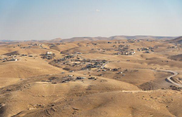 """הפלסטינים ממשיכים להשתלט על שטחי מדינה ביו""""ש"""