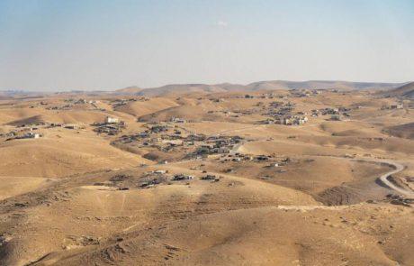 תכנית השתלטות הערבים  בשומרון : מעל 28,000 מבנים חדשים