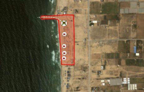 הותר לפרסום: נוטרלה מנהרת טרור ימית של החמאס