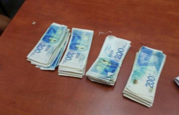 ביקורות מס הכנסה ארצי גילתה 23 הפרות של חוק המזומן