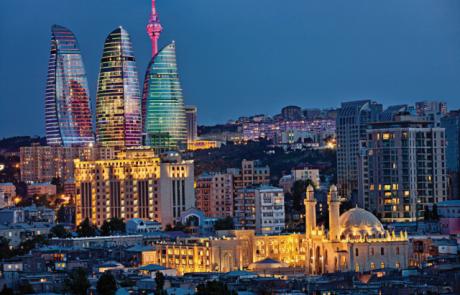 47 אלף ישראלים ביקרו באזרבייג'ן בשנת 2019