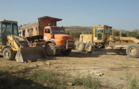 הפלסטינים סוללים את דרכם לאחיזה בסבסטיה