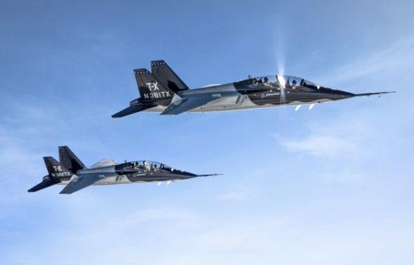 בואינג ו-SAABייצרו את מטוס T-X לחיל האוויר האמריקני