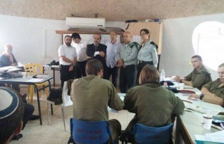 שר הדתות לחיילים  נתיב הינו המסלול הנכון לגיור