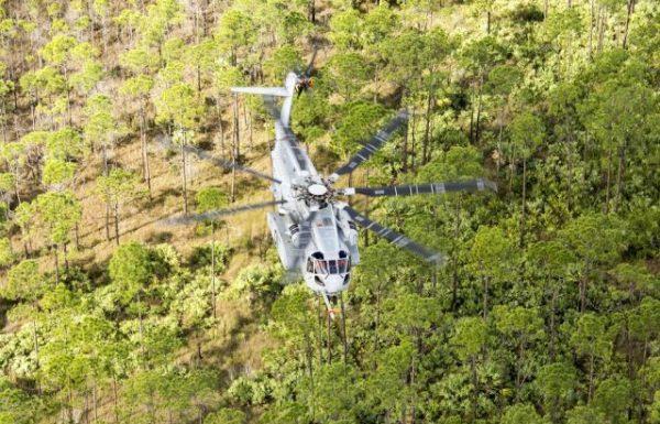חיל הנחתים האמריקני יקבל 2 מסוקי CH-53K