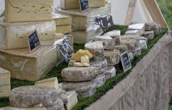בחג השבועות הקרוב יריד גבינות, פירות ויין  ואטרקציות לילדים