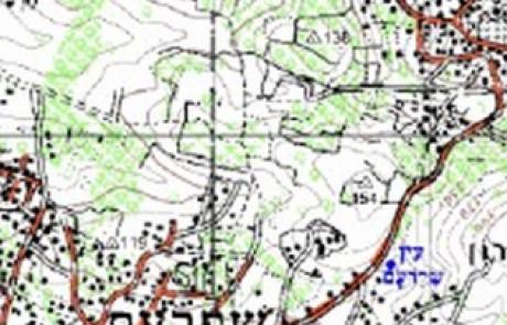 הרשויות המקומיות יקבלו מידע גיאוגרפי תכנוני כולל