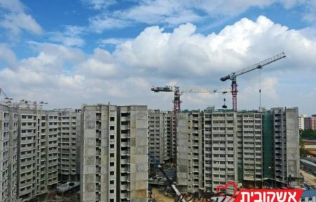 ירידה של 7.4% במספר הדירות שהוחל בבנייתן