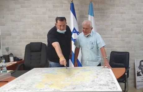 ישראל כץ : אנחנו נגד ישובים מבודדים. אם צריך להאבק נאבק.
