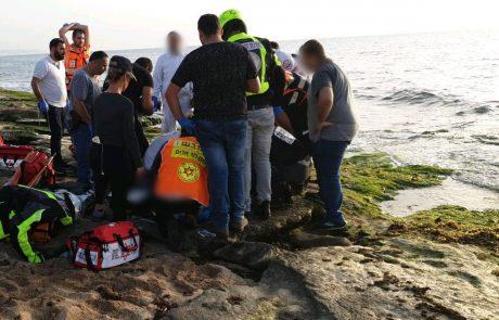 נקבע מותו של ילד בן 6 שטבע אתמול בנהריה