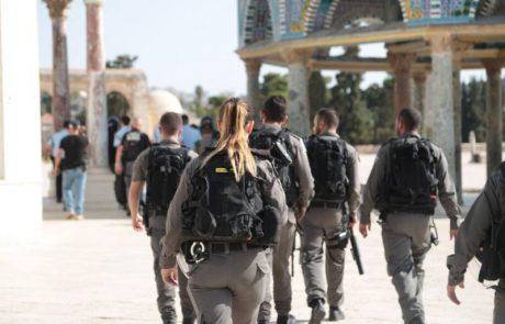 פיגוע משולב בירושלים 2 שוטרים הרוגים