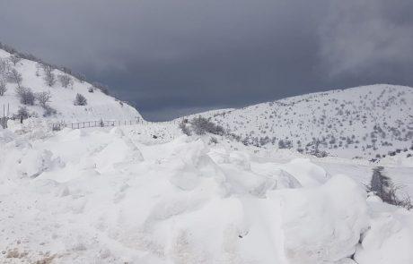 מחר תפתח לראשונה בשנת 2019 עונת הסקי באתר החרמון