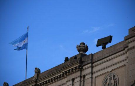 אלתא מערכות של סיפקה מערכות Drone Guard לארגנטינה