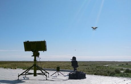 נחשפה תצורה חדשה של מערכת Drone Guard