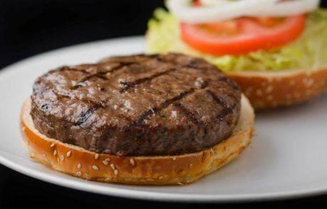 המבורגר טלה ליום העצמאות