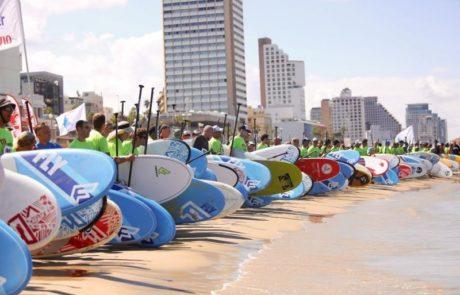 SAIL TEL AVIV-YAFO   פסטיבל  ספורט ימי בפסח
