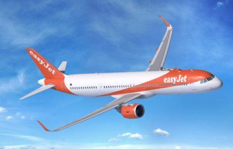 איזי ג'ט מרחיבה את שירות טיסות ההמשך ממילאנו
