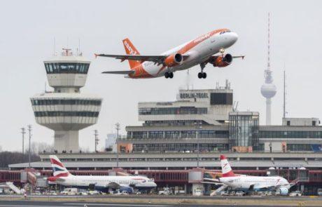 איזי ג'ט החלה לטוס מנמל התעופה Tegel שבברלין