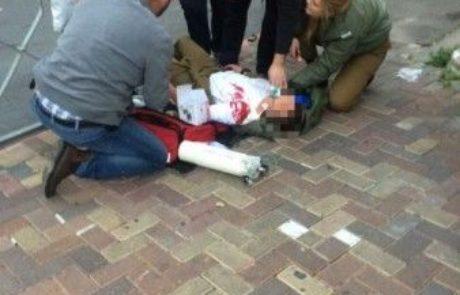 חייל נפצע קל בפיגוע בירושלים