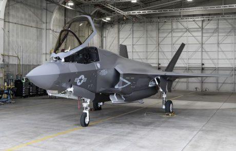 ב-2019 מסרה לוקהיד מרטין 134 מטוסי F-35 ברחבי העולם