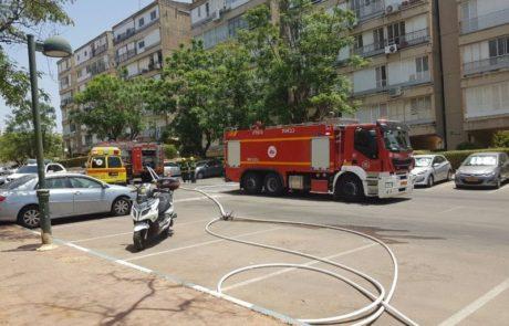 קריית אונו : שני גני ילדים פונו מחשש לדליפת גז