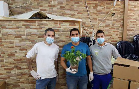 יותר מ- 500 מתושבי אריאל מתנדבים בתקופת משבר הקורונה