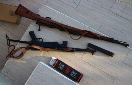 נשקים תחמושת וסמים נתפסו במזרח ירושלים