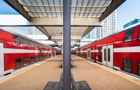 רכבת ישראל מעבה את תדירות הרכבות בצפון ובדרום