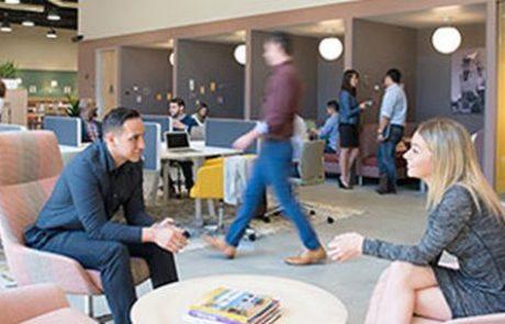 רשת מלונות פתאל נכנסת לתחום מרחבי עבודה משותפים