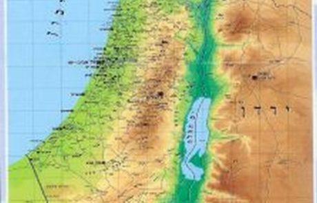 אוכלוסיות היהודים והערבים בין הירדן לים ישתוו עד לשנת 2065