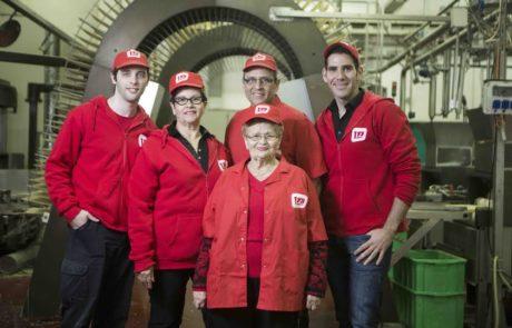 מפעל מן – משפחה של מתוקים