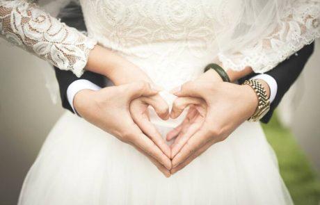משבר הקורונה – ירידה של 25% במספר המתחתנים בשנת 2020