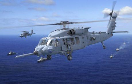 מאמני מערכות נשק וטיסה מבצעית למסוקי HH60Wלחילוץ קרבי