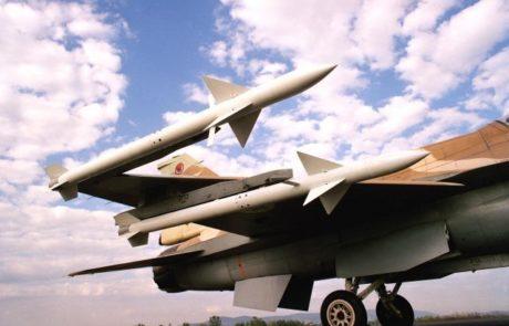 רפאל תחשוף לראשונה טיל אוויר אוויר מתקדם