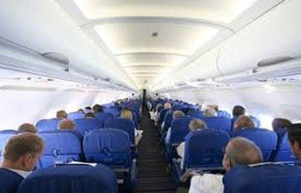 """מתפרעים בטיסה יעצרו לאחר הנחיתה בנתב""""ג"""