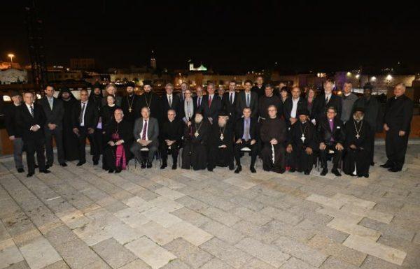 יותר מ-100 אלף תיירים צפויים לחגוג את חג המולד בישראל
