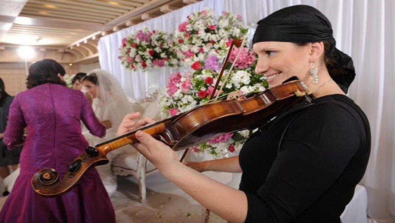 כינור לאירוע  / violin for your event
