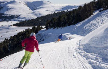 אופיר טורס מציעה יעד סקי בהרי הפירנאים
