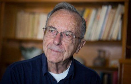 משה ארנס נפטר היום בגיל 93