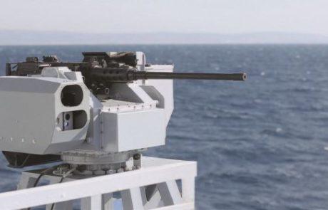 אלביט מערכות תספק עמדות נשק ימי למדינה באסיה פסיפיק