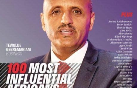 מנכל אתיופיאן איירליינס נבחר למנהל השנה של חברות התעופה