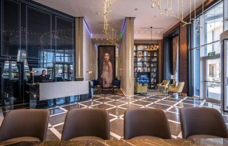 אות מצויינות למלון DAVID TOWER בנתניה