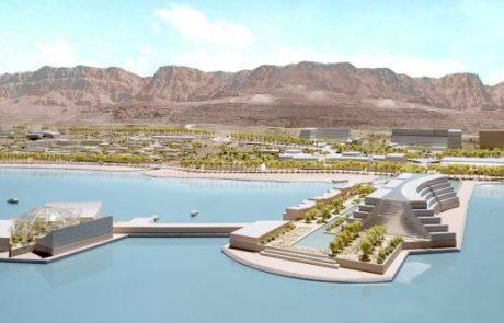 יוקמו 4 מלונות חדשים באזור ים המלח