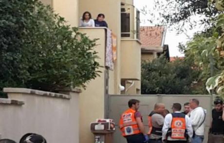 שלושה ישראלים נפצעו בפיגוע ברעננה