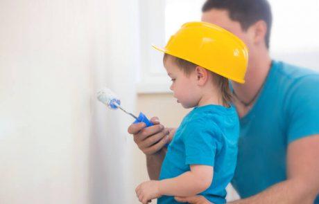 הבית האינטימי שלי: עיצוב דירה להורה יחיד וילד שלא תמיד נמצא בבית