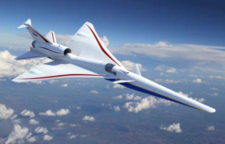 לוקהיד מרטין: מפתחים מטוס על קולי מסחרי שקט