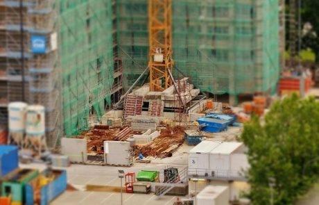 אתר בניה שבו תתרחש תאונת עבודה קשה ייסגר באופן מידי