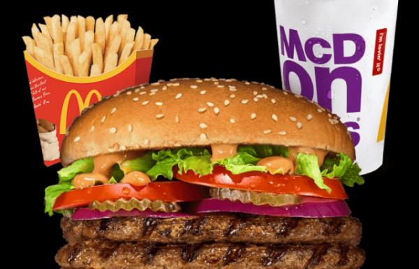 """חברת מקדונלד'ס ישראל זכתה במכרז למכירת המבורגרים ונקניקיות בנתב""""ג"""
